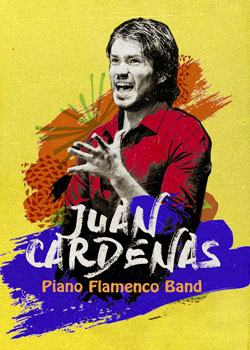 Juan Cardenas and Piano Flamenco Band