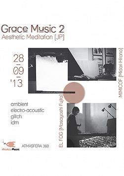 Grace Music Concert II Aesthetic Meditation [Japan]