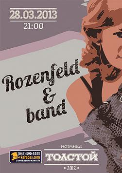 Rozenfeld and Band.JAZZ